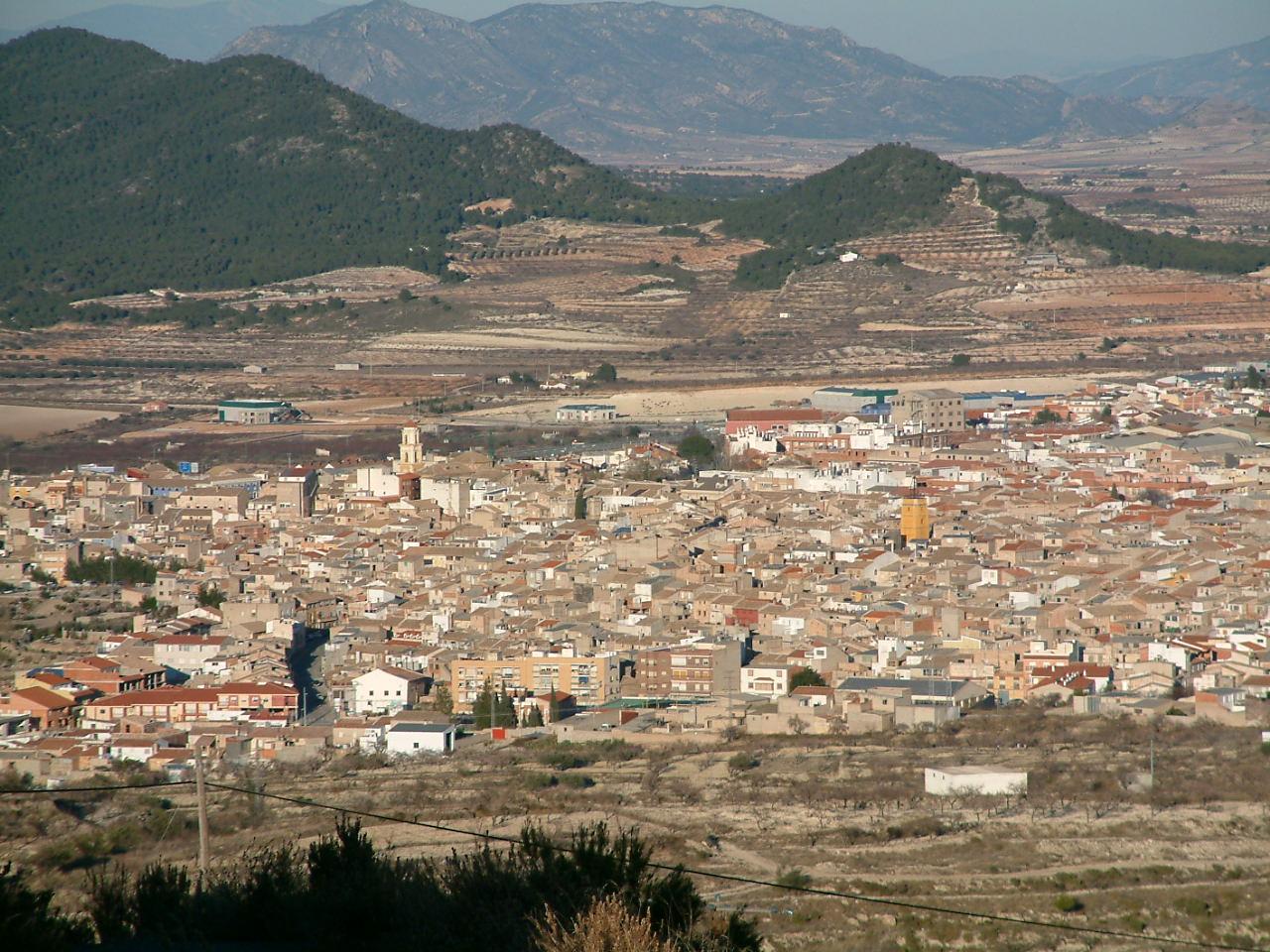 Bullas - Turismo en Murcia